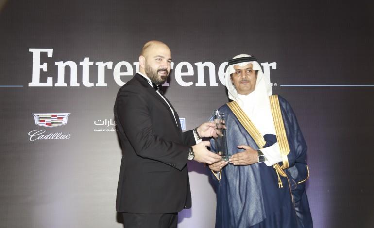 فيديو: تفاعل كبير مع مفهوم ريادة الأعمال وفعاليات جوائز Entrepreneur في السعودية
