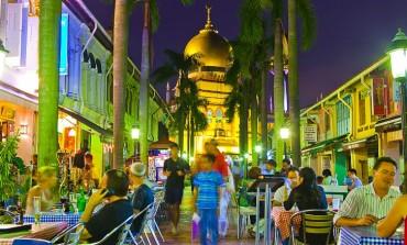 شارع العرب: حيث كانت سنغافوره هيبيه قبل الهبيين