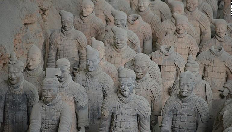 الصين: ما عليك معرفته قبل زيارة محاربي تيراكوتا في زيان