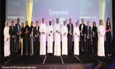 جوائز إنتربرايز أجيليتي 2015 قطر