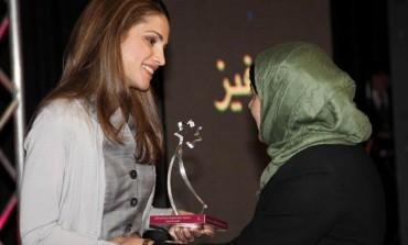 الملكة رانيا لم تنس المرأة في يومها العالمي