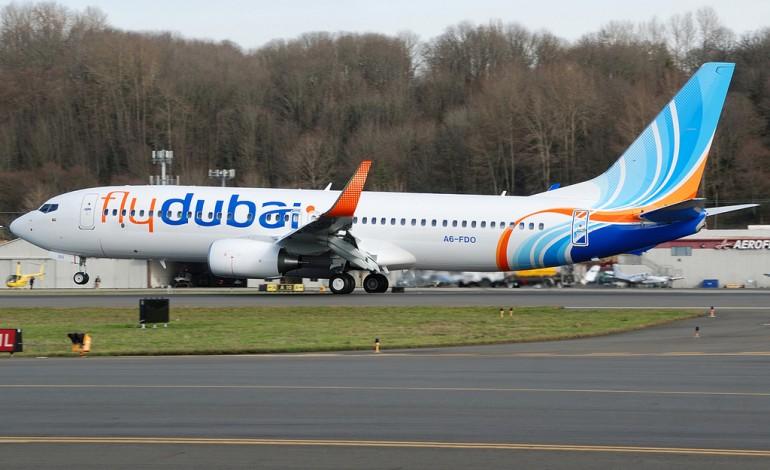 فلاي دبي تفقد إحدى طائراتها في مطار روستوف الروسي