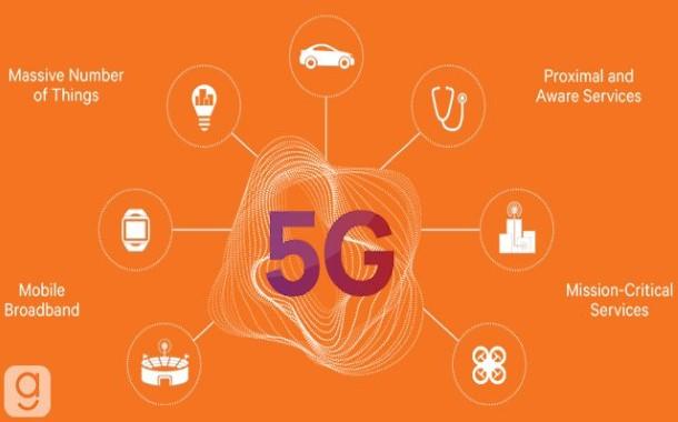 الأجهزة النقالة إلى 20 مليار جهاز مع شبكات G5