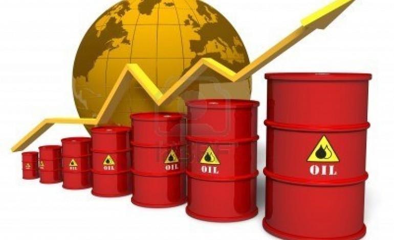 أسعار النفط تتراجع وبرنت يسجل 44.04 دولارا للبرميل