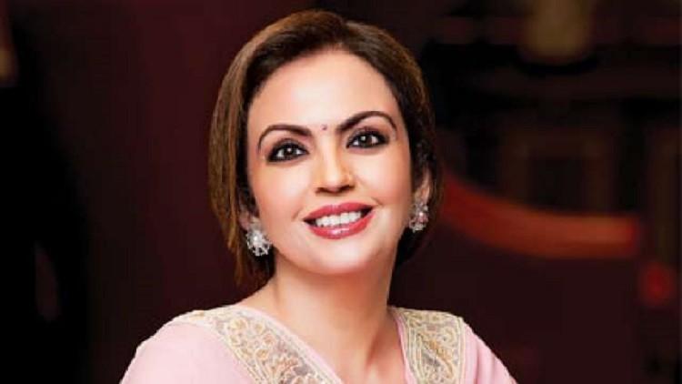 نيتا أمباني من الهند أقوى سيدة أعمال في آسيا
