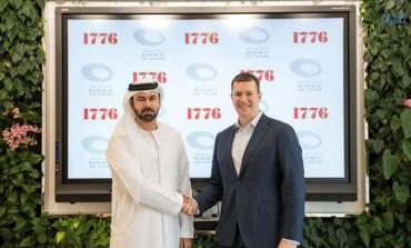 حاضنة الابتكار العالمية 1776 تتخذ من دبي مقرا إقليميا لها
