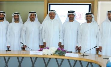 """مجلس شباب تجار دبي يوقع مذكرة تفاهم مع بنك """"انفستكورب"""" لدعم ريادة الأعمال"""