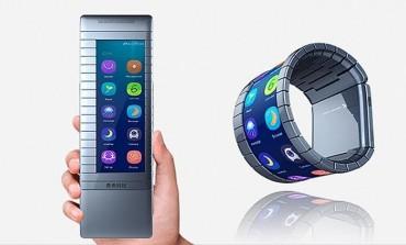 قريباً في الأسواق شركة صينية تطلق أول هاتف مرن في العالم