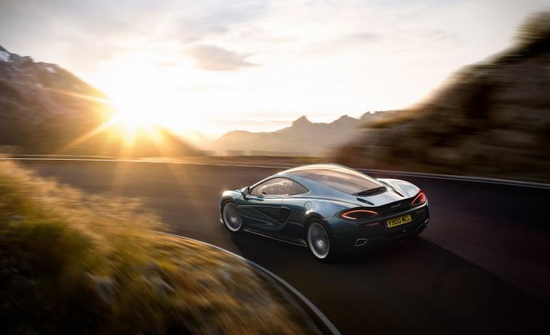 الظهور الأول لسيارة ماكلارين 570 جي تي ضمن معرض لندن للسيارات 2016