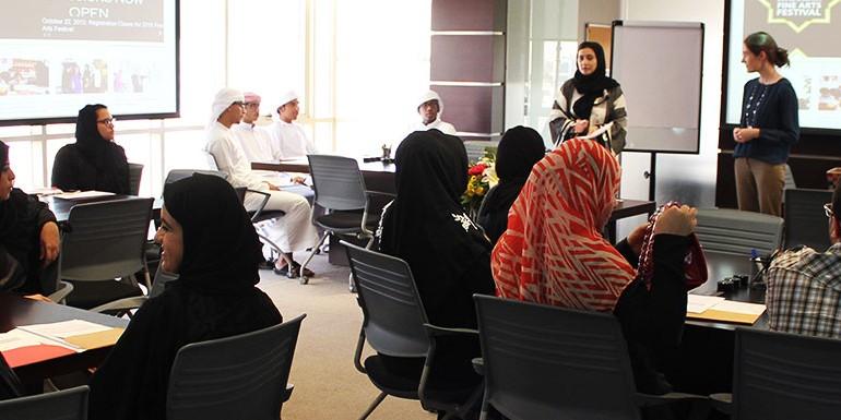 مؤسسة سعود بن صقر لتنمية مشاريع الشباب نظمت ملتقى ومعرض رأس الخيمة للمشاريع الصغيرة