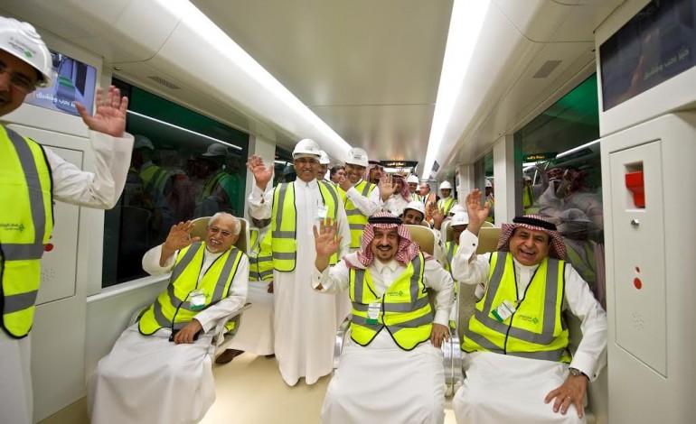 الانتهاء من أعمال حفر أنفاق الخط الأخضر لقطار الرياض