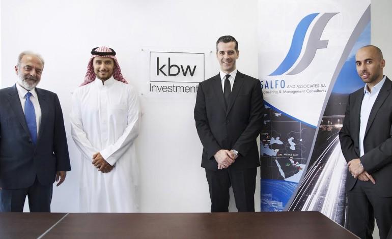 الأمير خالد بن الوليد بن طلال يوقع اتفاقية أعمال جديدة مع سالفو اليونانية