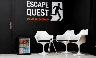 إسكيب كويست فكرة ريادية في عالم الألعاب التفاعلية