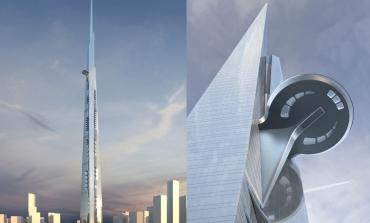 ًالوليد بن طلال ينهي أطول برج في العالم بعد 63 شهرا