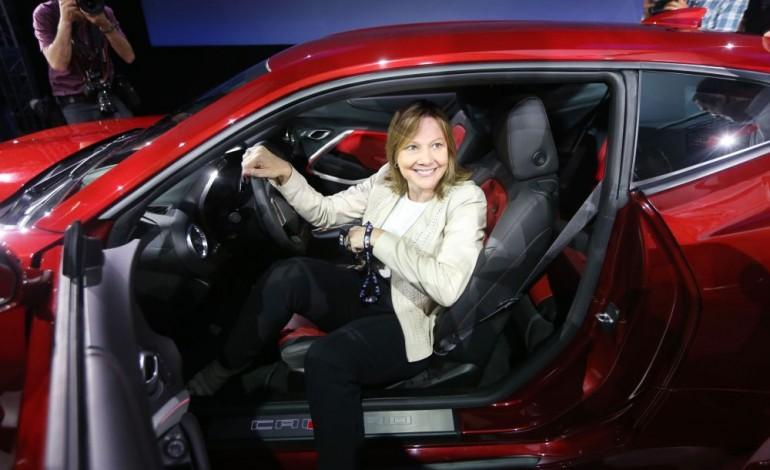 أقوى سيدة في العالم ترفع أرباح جنرال موتورز إلى 2.9 مليار دولار للربع الأول