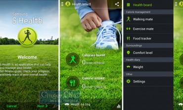 سامسونج S Health يتكامل مع خدمات الصحة واللياقة