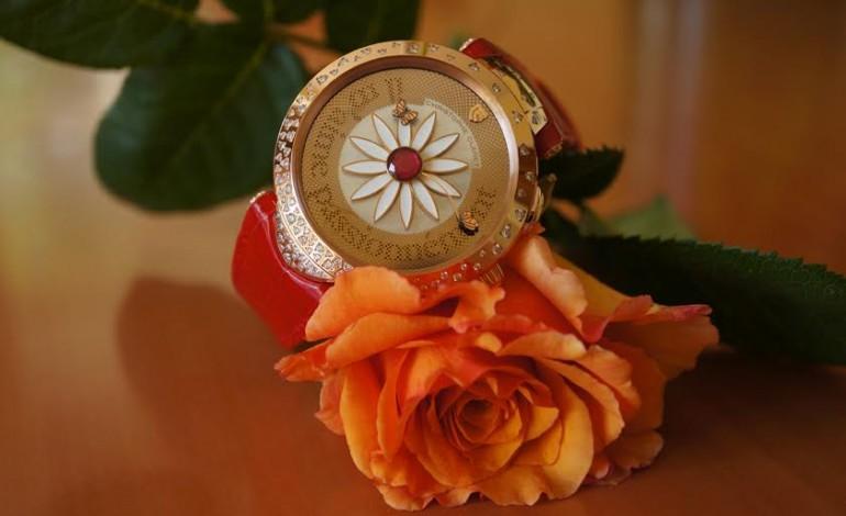 Marguerite، تحفة جديدة مزينة بالأزهار من تصميم Christophe Claret