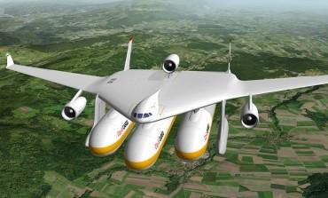 طائرة المستقبل بثلاث مقصورات وتسير براً