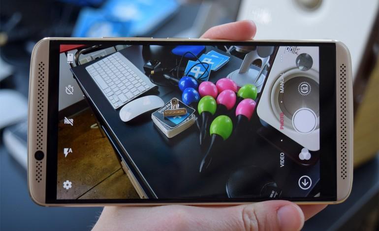 """""""ZTE"""" تكشف عن أقوى الهواتف الذكية  """"ZTE Axon 7"""""""