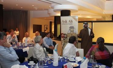 مؤتمر روّاد الأعمال المتميزين- دبي - يقدّم تجارب ملهمة