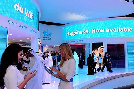 واي فاي الإمارات من دو في 300 موقع نهاية العام
