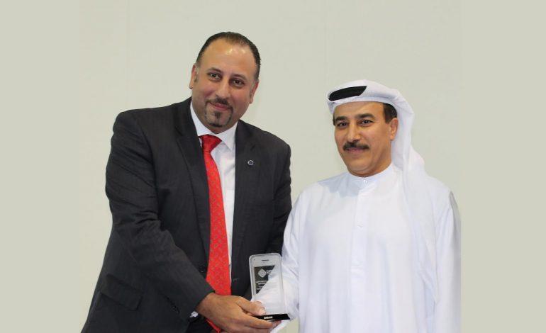 ضمان  توفّر  تطبيقاً لتداول الأسهم على أجهزة  الهاتف يفوز بجائزة سوق دبي المالي