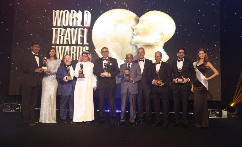 الخزامى تتوج بـ7 جوائز في جوائز السفر العالمية 2016