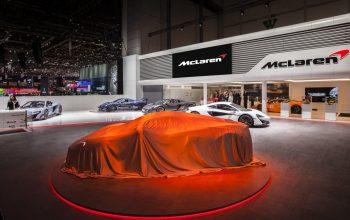 مركز ماكلارين يعلن إطلاق مشروع سيارة بثلاثة مقاعد