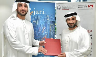 تجاري توقع مذكرة تفاهم مع مؤسسة محمد بن راشد لتنمية المشاريع الصغيرة والمتوسطة