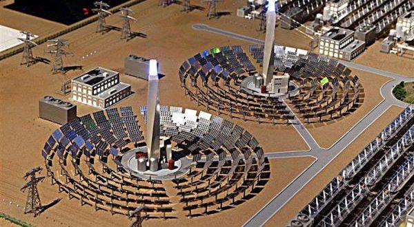 دبي تحصل على تمويل لمشروع إنتاج الطاقة بقيمة 2.3 مليار دولار