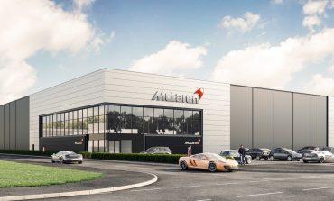 مركز جديد لتكنولوجيا المركّبات في ماكلارين للسيارات المستقبلية