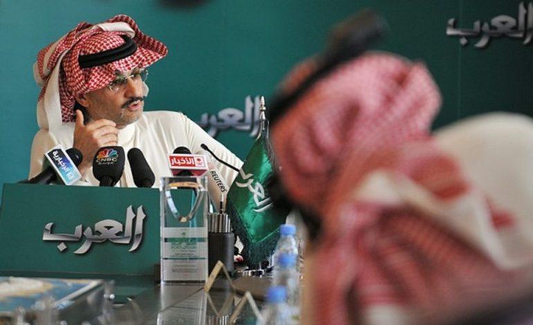 """فشل إطلاق قناة """"العرب"""" الفضائية والوليد بن طلال يغلقها نهائيا ويسرح موظفيها"""