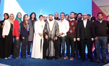 بحضور سلطان القاسمي  10 مشاريع ريادية في برنامج مسرع الأعمال بالشارقة