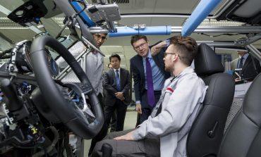 نيسان تجري الاختبار الأول للسيارات ذاتية القيادة على الطرق في أوروبا