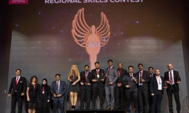 نيسان تكرّم موظفيها بجائزة الامتياز في مسابقة المهارات الإقليمية