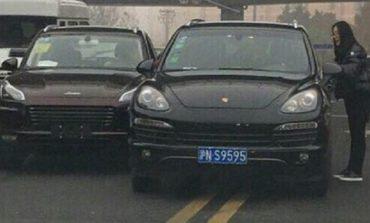بورش مقلدة صدمت أخرى أصلية في الصين