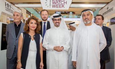 برعاية لطيفة بنت محمد بن راشد آل مكتوم أسبوع الساعات دبي، يعود بنسخته الثالثة