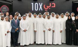 مؤسسة دبي للمستقبل تنظم الدورة التدريبية الأولى لرؤساء فرق مبادرة دبي 10X