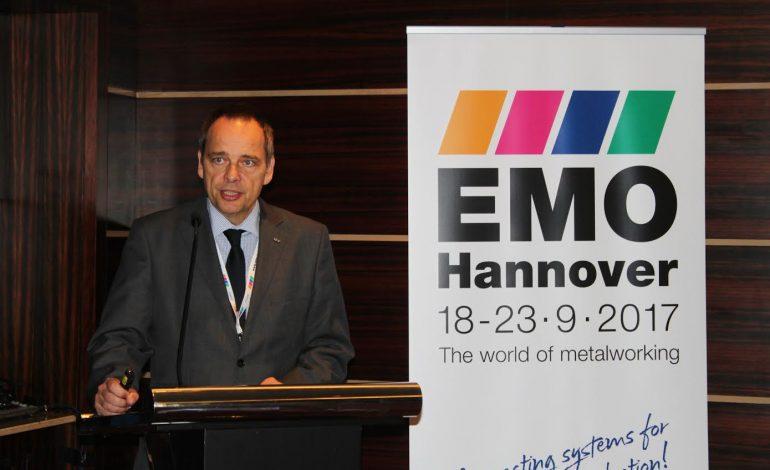 إيمو هانوفر 2017 قدم أحدث التقنيات الجديدة في تصنيع المعادن