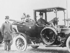 1907-08 Cadillac Model G Ð President Taft.