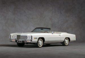 1976 Cadillac Fleetwood Eldorado Convertible