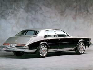 1981 Cadillac Seville Elegante Sedan