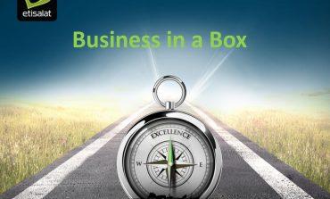 """""""Business in a Box"""" باقة أعمال شاملة من """"اتصالات""""  للشركات الصغيرة والمتوسطة"""