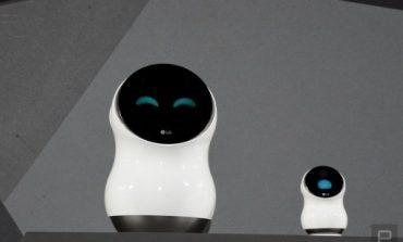 التكنولوجيا مع حلول جديدة وروبوتات LG الشخصية