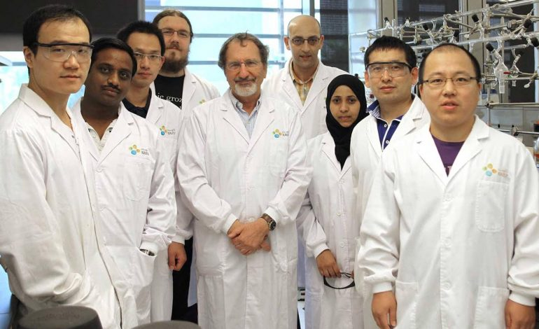 جامعة الملك عبدالله للتقنية تقدم صندوق دعم الابتكار لمشاريع التكنولوجيا