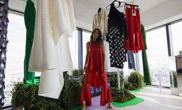 كاديلاك تتعاون مع مصممة الأزياء الأردنية الشهيرة نافسيكا سكورتي