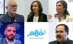 الشركات الناشئة تحضر لأول مرة في المنتدى الإقتصادي العالمي