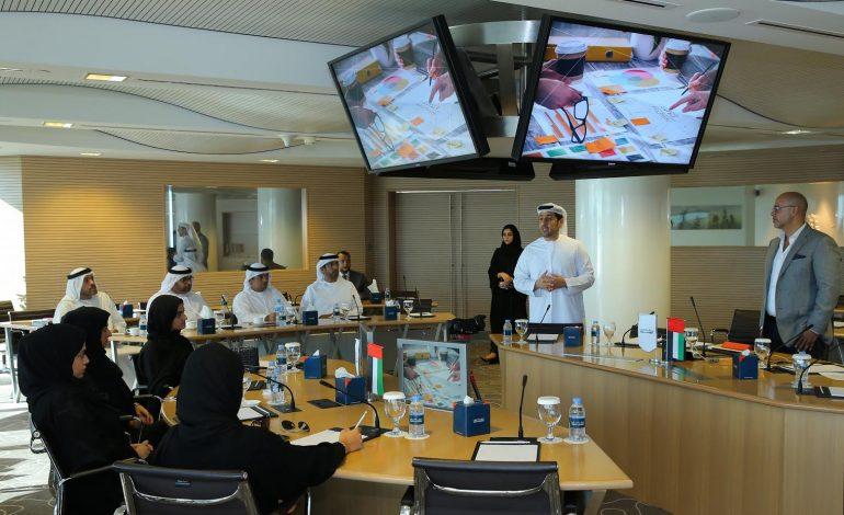 برنامج تجار دبي يستعرض الابتكار والتفكير التصميمي في ورشة عمل