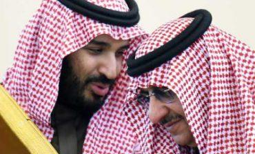 العاهل السعودي يعين نجله محمد بن سلمان ولياً للعهد في السعودية ويعفي محمد بن نايف من مناصبه