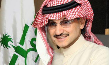 الأمير الوليد يشتري حصة في شركة كريم لخدمات النقل